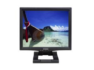 "HYUNDAI G70TR Black 17"" Serial/USB 5-wire Resistive Touchscreen Monitor 300 cd/m2 1000:1 Built-in Speakers"