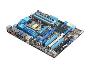 ASUS P8Z68 Deluxe LGA 1155 Intel Z68 SATA 6Gb/s USB 3.0 ATX Intel Motherboard with UEFI BIOS - I/O Shield and Other Accessories NOT Included