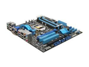 ASUS P8Z68-M Pro LGA 1155 Intel Z68 HDMI SATA 6Gb/s USB 3.0 Micro ATX Intel Motherboard with UEFI BIOS - I/O Shield and Other Accessories NOT Included