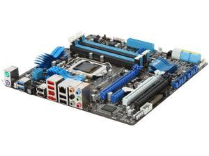 ASUS P8P67-M PRO (REV 3.0) LGA 1155 Intel P67 SATA 6Gb/s USB 3.0 Micro ATX Intel Motherboard - I/O Shield and Other Accessories NOT Included