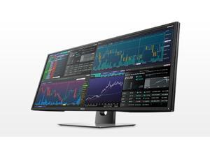 Dell P4317Q 43 inch Ultra HD 4K Multi-Client Monitor 8ms GTG HDMI IPS 350 cd/m2  8W x 2 Built-in Speakers