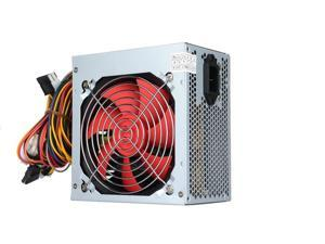 20/24 Pin Viotek 450W 20+4 pin 120mm Fan ATX Power Supply PSU w/ SATA