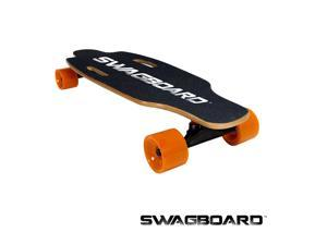 Swagboard NG-1 NextGen Electric Boosted Longboard - Motorized Electric Skateboard with Wireless Remote