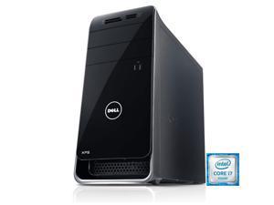 Dell XPS 8900 X8900-5631BLK Mini-Tower Desktop Computer, Intel Core i7-6700 3.4GHz, 32GB RAM, NVIDIA GeForce GTX 745 4GB DDR3 SDRAM, 2TB HDD + 32GB SSD, Windows 10 Home