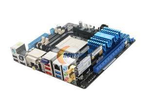 ASUS M4A88T-I Deluxe AM3 AMD 880G USB 3.0 HDMI Mini ITX AMD Motherboard  -  I/O Shield and Other Accessories NOT Included