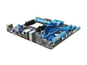 ASUS M4A88T-M LE AM3 AMD 880G HDMI Micro ATX AMD Motherboard - I/O Shield and Other Accessories NOT Included