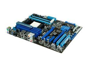 ASUS M4A89TD PRO AM3 AMD 890FX SATA 6Gb/s ATX AMD Motherboard - I/O Shield and Other Accessories NOT Included
