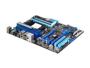 ASUS M4A89TD PRO/USB3 AM3 AMD 890FX SATA 6Gb/s USB 3.0 ATX AMD Motherboard - I/O Shield and Other Accessories NOT Included