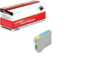 OWS® 1PK Compatible Ink Cartridge for Epson T0785 Light Cyan Compatible Ink For Epson R260 R280 R380 RX580 RX595 RX680