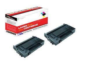 OWS® 2PK Compatible Laser Toner Unit for Panasonic UG-5570 Black Compatible Toner Unit PanaFax UF 7200 8200