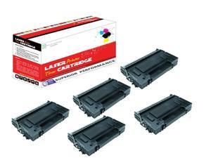 OWS® 5PK Compatible Laser Toner Unit for Panasonic UG-5570 Black Compatible Toner Unit PanaFax UF 7200 8200
