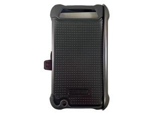 Ballistic SX0935-M005 MAXX Case for Motorola Atrix HD MB886 aka Atrix 3 - Black