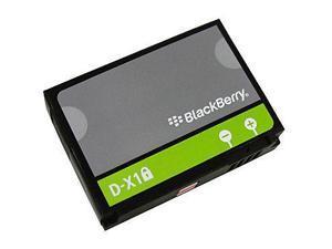 GENUINE BLACKBERRY OEM D-X1 DX1 BATTERY STORM TOUR 8900 9500 9530 9550 9630 9650