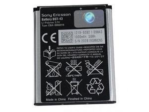 Genuine OEM Sony Ericsson BST-43 1000mAh Battery for WT13i Yari U100i J10 J20