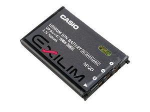 Genuine OEM Casio NP-20 Battery for Exilim EX-Z3 Z4 Z60 Z70 Z75 Z77 Cameras