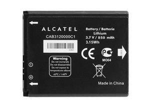 New Alcatel OEM CAB3120000C1 Standard Battery for OT-880 OT880