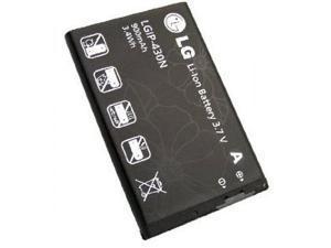 LG Li-Ion LGIP-430N 900mAh 3.7V 3.4Wh Cell Phone OEM Battery (L) SBPL0098901 NEW