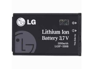 NEW LG LGIP-530B OEM BATTERY 3.7V 1100MAH LITHIUM ION