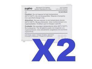 2 FOR 1 Sanyo OEM SCP-33LBPS battery for Juno SCP-2700 and Vero SCP-3820 SCP33