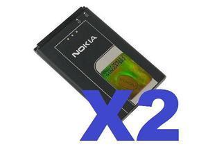 2 FOR 1 NOKIA OEM BL-4003C Cellphone Battery for 6315 6315i