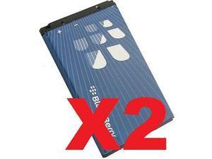 2 FOR 1 OEM BlackBerry C-S2 CS2 Battery for 7130e 7100g 7100r 7100v 7100x 7105t