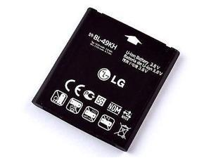 Replacement Battery for LG BL-49KH ( 3 Pack )