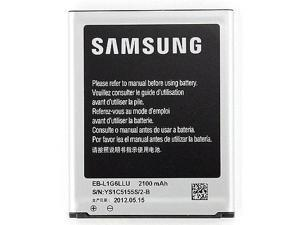 Original OEM Samsung Battery Galaxy i9300 S III S3 EB-L1G6LLU 2100mAh 3.8V