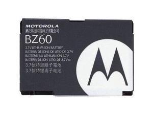Motorola OEM BZ60 Battery for RAZR V3 V3a V3c V3i V3xx V3m V3t V6 MAXX PEBL