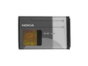 OEM NOKIA BL-6C Cellphone Battery for 2115i 2116i 2125i 2126i 2128i 2865i 3155i
