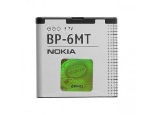 NOKIA OEM BP-6MT Cellphone Battery for 6350 6750 E51 N81 N82