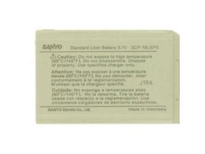 SANYO OEM SCP-18LBPS Cellphone Battery for VI-2300 SCP-200
