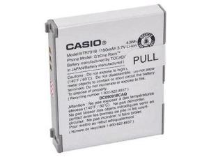 CASIO OEM BTR731B Cellphone Battery for G'zOne Rock C731
