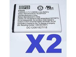 2 FOR 1 PCD OEM VM2090 Battery BTR209 for Virgin Mobile Chaser Android