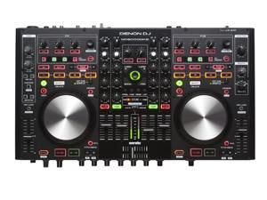 Denon MC6000MK2 Serato DJ Intro 4 Ch DJ Controller - New