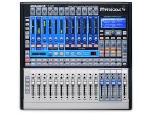 Presonus StudioLive 16.0.2 16-Channel Audio Mixer