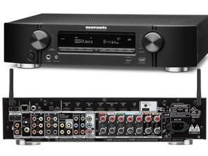 Marantz NR1607 Ultra HD 7.2 Channel Network AV Surround Receiver with Bluetooth and Wi-Fi