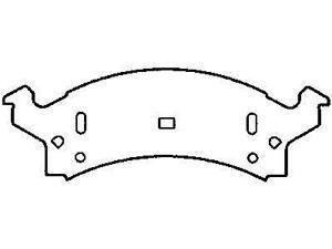 Bendix Brake Pad D673CT