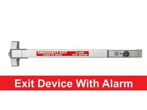 "Commercial Exit Device Panic BAR with ""Alarm""EX100066"