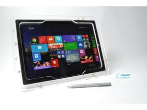 MS Surface Pro 3 Clear Acrylic VESA Kit for Store Display, Show Display, Kiosk, POS, Security Enclosure