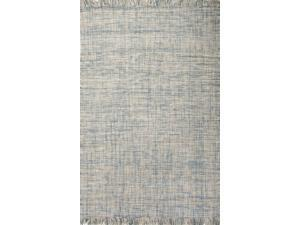 Jaipur TWD04 Flat-Weave Solid Pattern Wool Gray Area Rug ( 2x3 )