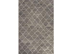 Jaipur RIA01 Hand-Tufted Durable Wool Gray/Ivory Area Rug ( 2X3 )