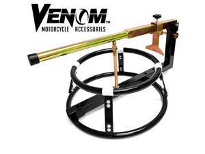 Venom® Motorcycle Bike Bead Breaker Tire Wheel Changer For Vespa GTS GTV 250 300