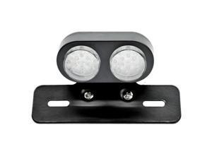 Krator® Custom License Plate Tag Taillight Turn Signals For Vespa LX GTS GTV 250 Sprint Sport Rally