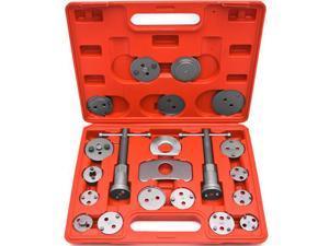 Biltek® 22Pc Disc Brake Caliper Piston Wind Back Tool 4WD 4x4 SUV Maintenance Hand Tool