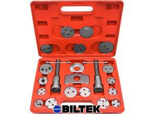 Biltek® 22Pc Disc Brake Caliper Piston Wind Back Tool 4WD 4x4 SUV Maintenance Hand Tool