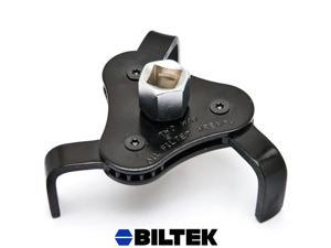 Biltek NEW Two Way Oil Filter Wrench Tool Drive 3 Jaw Remover 63-102mm Tool Cars Trucks