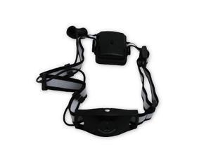 1.3 Megapixel Head Mount Kit Camera Video HeadCam LED Light