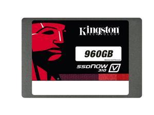 Kingston Digital 960GB SSDNow V310 SATA 3 2.5 Solid State Drive with Adapter 2.5-Inch SV310S37A/960G