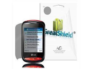 3X Anti Glare Matte Screen Protector Cover Shield Film Skin For Tracfone LG 800G