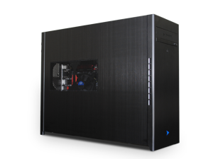 Velocity Micro Vector Z35 mATX desktop - Intel Core i5-6500 processor, 16Gb DDR4 2400MHz RAM, GeForce GTX 950 by EVGA, 240GB SSD + 1TB 7200 RPM HDD, Windows 10 Home
